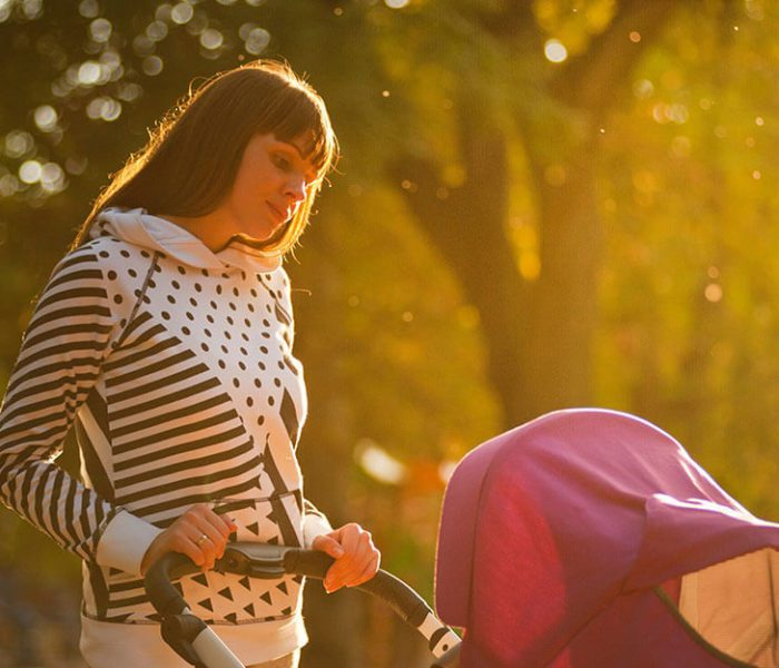 4 Different Types of Baby Strollers