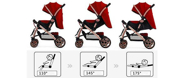 baby prams seat