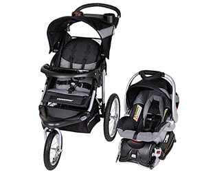 car seat and jogger stroller combos