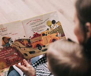 reading for babies