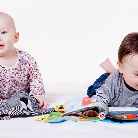 Montessori Activities At Home: for 3-6 Months Babies