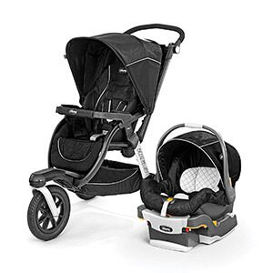 hicoo active3 jogging travel system