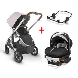 UPPAbaby CRUZ Stroller with Keyfit 30