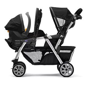 chicco cortina together stroller car seat combo