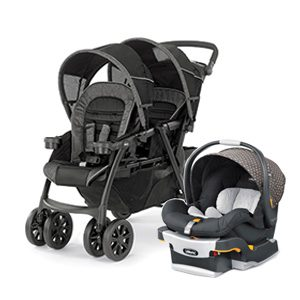 Chicco Cortina Together w/ Keyfit 30