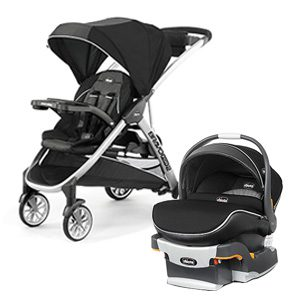 Chicco Bravo For2 Double w keyfit 30