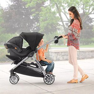 Chicco Bravo for 2 sit and stand stroller